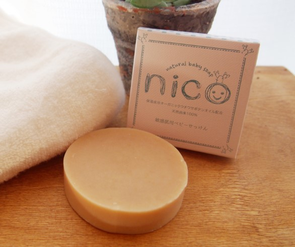 nico(にこ)石鹸の口コミ